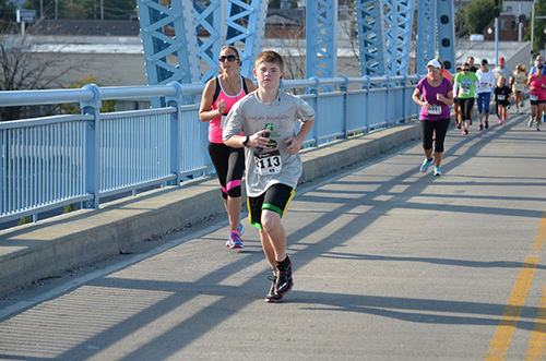 Bridge Run Carter
