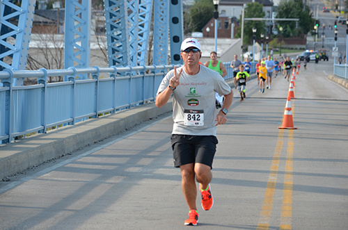 bridge run CB